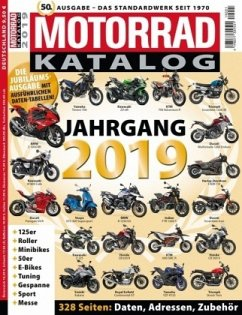 Motorrad-Katalog 2019