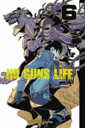 Buch-Reihe No Guns Life