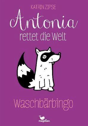 Buch-Reihe Antonia rettet die Welt
