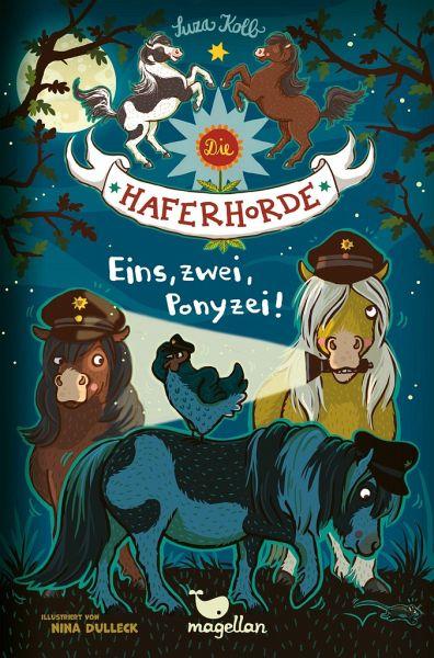 Buch-Reihe Die Haferhorde von Suza Kolb
