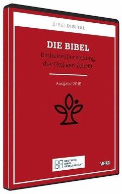 Die Bibel - Einheitsübersetzung der Heiligen Schrift, 1 CD-ROM