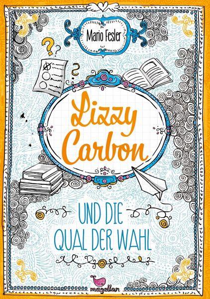 Buch-Reihe Lizzy Carbon