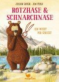 Ein Wicht vor Gericht / Rotzhase & Schnarchnase Bd.3