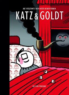 Das vierzehnte Buch dieser beiden Herren - Katz, Stephan; Goldt, Max