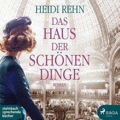 Das Haus der schönen Dinge, 2 MP3-CDs - Rehn, Heidi; Adjei, Claudia
