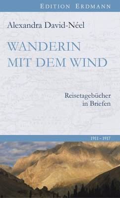 Wanderin mit dem Wind