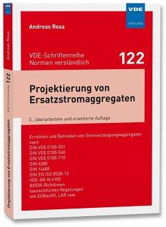 Projektierung von Ersatzstromaggregaten - Rosa, Andreas