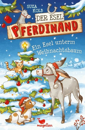 Buch-Reihe Der Esel Pferdinand