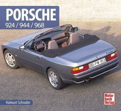 Porsche 924/944/968 - Köstnick, Joachim M.