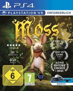 Moss (PlayStation VR)