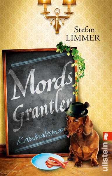 Buch-Reihe Hauptkommissar Dimpfelmoser