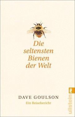 Die seltensten Bienen der Welt - Goulson, Dave
