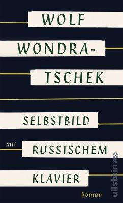 Selbstbild mit russischem Klavier - Wondratschek, Wolf