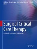 Surgical Critical Care Therapy (eBook, PDF)