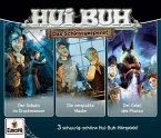 Hui Buh, das Schlossgespenst, neue Welt 3er-Box - Spukbox 7, 3 Audio-CDs