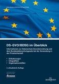 Datenschutz-Grundverordnung im Überblick
