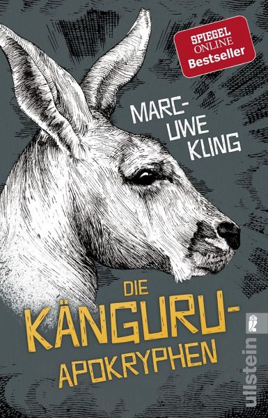 Buch-Reihe Känguru Chroniken von Marc-Uwe Kling