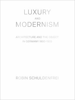 Luxury and Modernism (eBook, PDF)