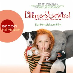 Liliane Susewind - Das Originalhörspiel zum Kinofilm (MP3-Download) - Stewner, Tanya