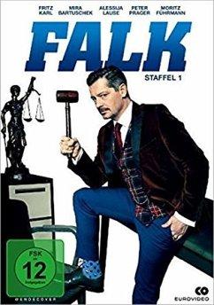 Falk - Staffel 1 (2 Discs)