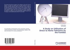 A Study on Utilization of Direct to Home Television by the Families