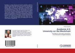 Academia 4.0: University on the Blockchain