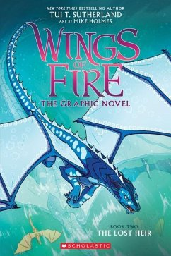 The Lost Heir (Wings of Fire Graphic Novel 2): A Graphix Book