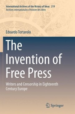 The Invention of Free Press