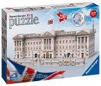 Ravensburger 12524 - Buckingham Palace 3D-Puzzle, 216 Teile