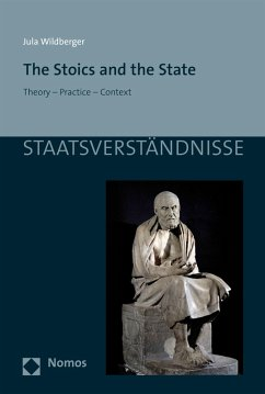 The Stoics and the State (eBook, PDF) - Wildberger, Jula