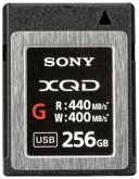 Sony XQD Memory Card G 256GB