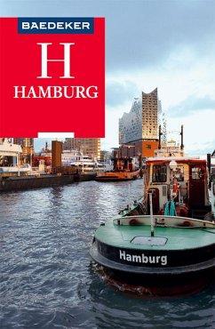 Baedeker Reisefuhrer Hamburg