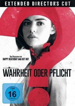 Wahrheit oder Pflicht Extended Director's Cut - Lucy Hale,Tyler Posey,Violett Beane