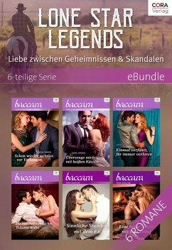 Lone Star Legends - Liebe zwischen Geheimnissen...