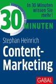 30 Minuten Content-Marketing (eBook, PDF)