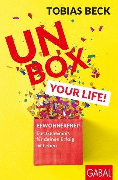 Unbox your Life! (eBook, ePUB) - Beck, Tobias
