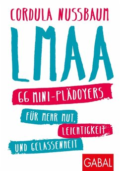 LMAA (eBook, PDF) - Nussbaum, Cordula