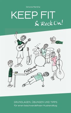 Keep Fit and Rock On - Menthe, Simone