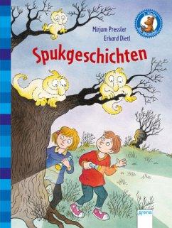 Spukgeschichten - Dietl, Erhard; Pressler, Mirjam
