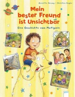 Mein bester Freund ist Unsichtbär - Herzog, Annette; Kugler, Christine
