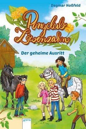 Buch-Reihe Ponyclub Löwenzahn
