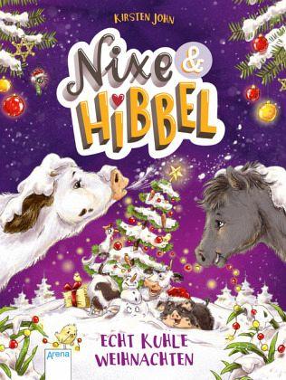 Buch-Reihe Nixe & Hibbel