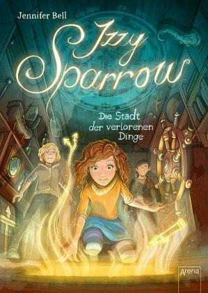 Buch-Reihe Izzy Sparrow