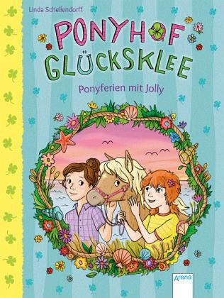 Buch-Reihe Ponyhof Glücksklee