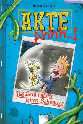 Buch-Reihe Akte Ahhh...!