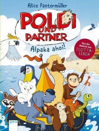 Buch-Reihe Poldi und Partner