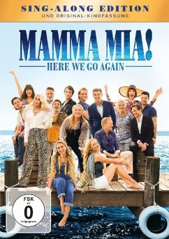 Mamma Mia! Here We Go Again - Meryl Streep,Lily James,Amanda Seyfried