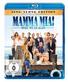 Mamma Mia! Here We Go Again - Meryl Streep,Lily James,Amanda Seyfried
