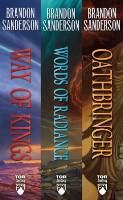 The Stormlight Archive, Books 1-3 (eBook, ePUB)