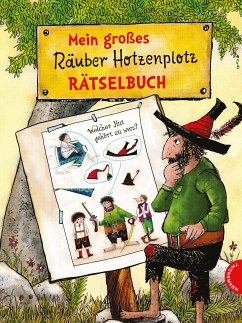 Mein großes Räuber Hotzenplotz-Rätselbuch - Preußler, Otfried